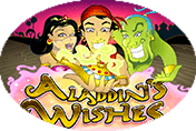 Aladdin's Wishes – играть в казино на автоматах Вулкан Гранд