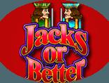 Игровой слот Jacks Or Better